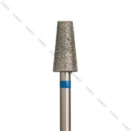 Бор Ø 5mm с алмазной головкой средней зернистости