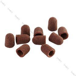 АБРАЗИВНЫЕ Колпачки Ø 7 mm 100 штук в упаковке Зернистость Грубая (80)