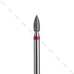 Diamond Bit Ø2,3mm Fine Red