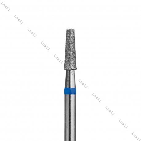 Diamantfräser Ø2,5mm Mittel Blau Diamantschleifer