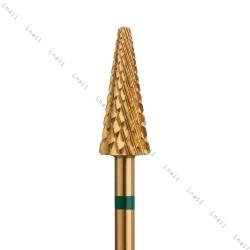 Фреза с крупной крестообразной нарезкой Gold