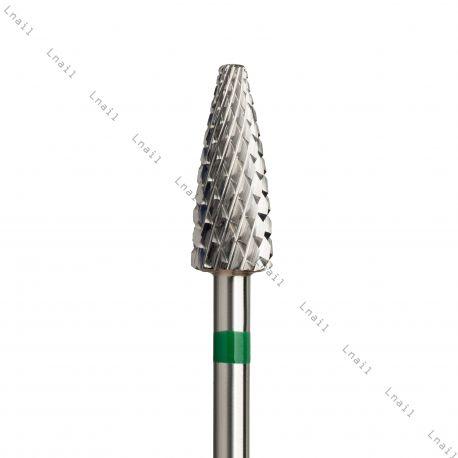 Hartmetall Fräser Ø5mm mit grober Kreuzverzahnung