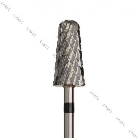 Hartmetallfräser Ø6mm mit extra grober Kreuzverzahnung