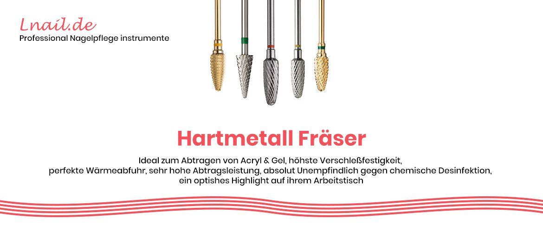 HARTMETALL fräser / HM fräser